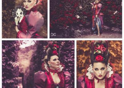 Evil Queen Of Hearts